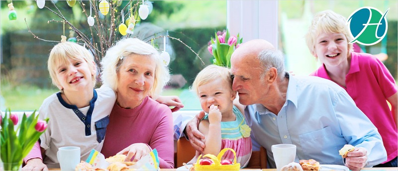 Spending Time with Grandchildren May Help You Liver Longer