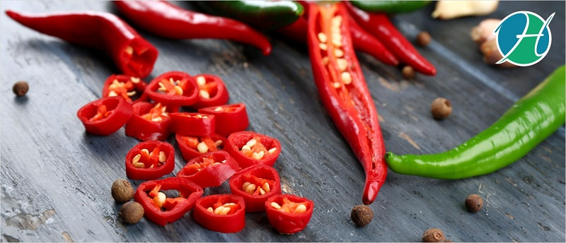 Capsaicin Benefits