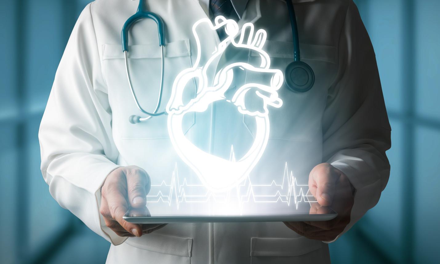 Heart scan header