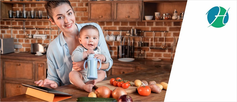 Five Healthy Diets for New Mothers