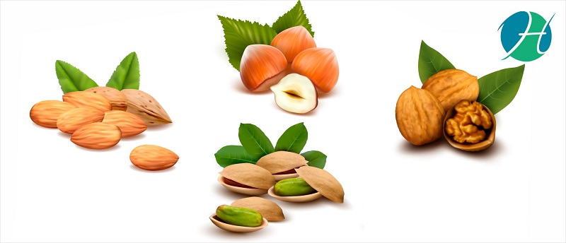 Top 10 Healthy Nuts