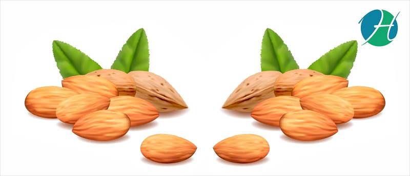 The top 5 Health Benefits of Almonds
