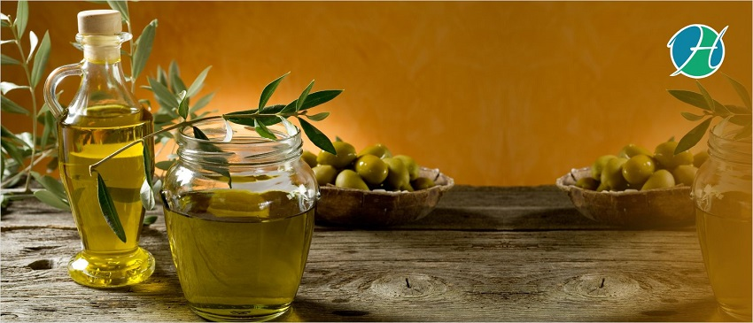 Four Health Benefits of Olive Oil