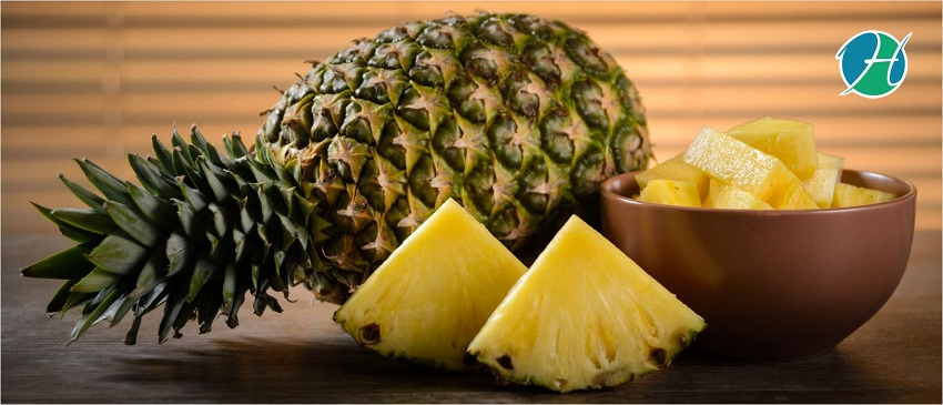 Five Reasons to Add More Pineapple to Your Diet