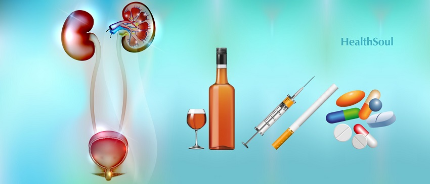 Renal and Urinary Disease in the Result of Substance Abuse