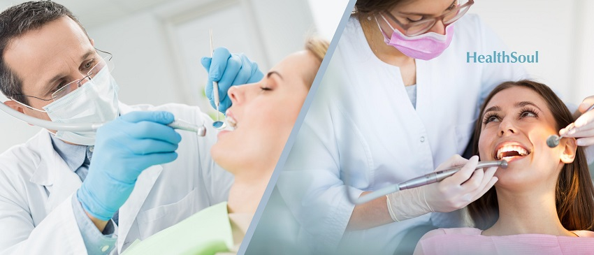 Differences Between a General and Cosmetic Dentist
