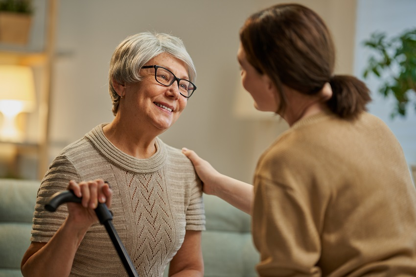 Three Tips On How To Care For An Elderly At Home