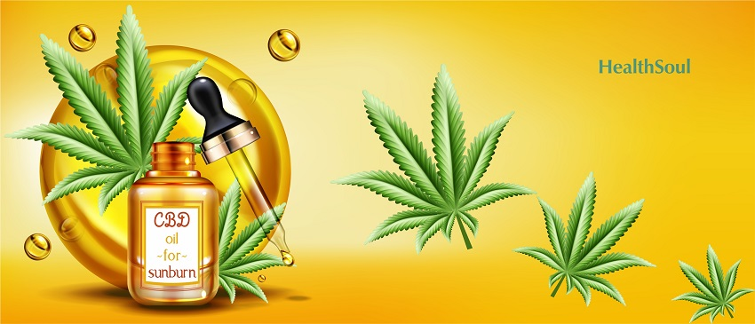 Cannabis for Skin - How CBD is Used to Treat Sunburns