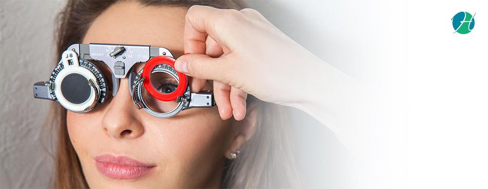 Detached retina banner