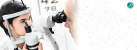 Small thumb ophthalmologist banner