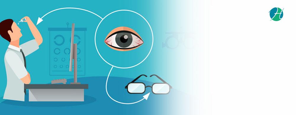 Dry eyes banner