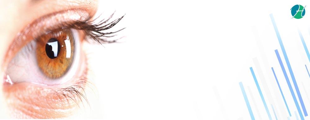 Cancer eye banner