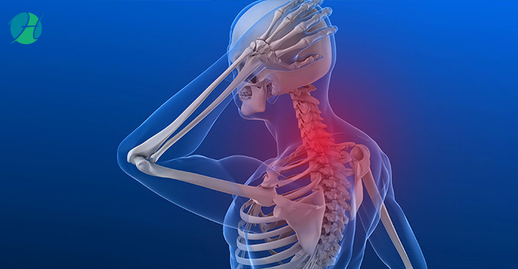 How a cervical spine injury impacts the rest of the body