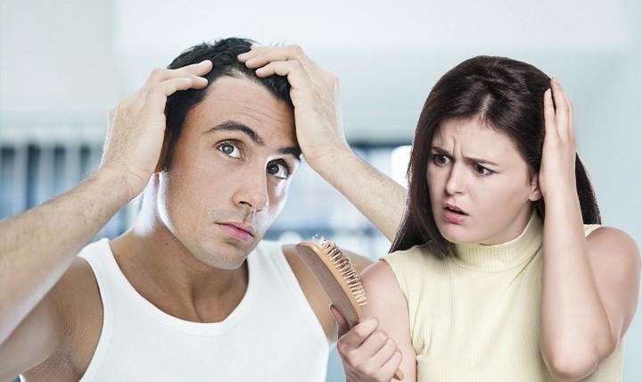 Natural Remedies for Hair Loss - Vitamins, Minerals and Natural Supplements