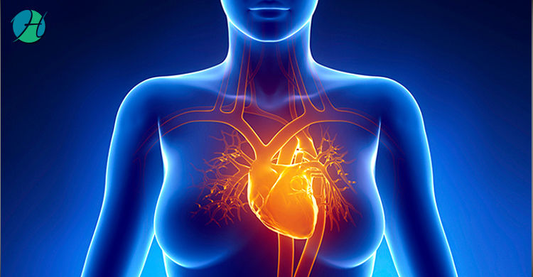 Women with breast cancer haveincreased risk of atrial fibrillation 1