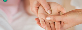 Small thumb massage therapy and cancer pain 0