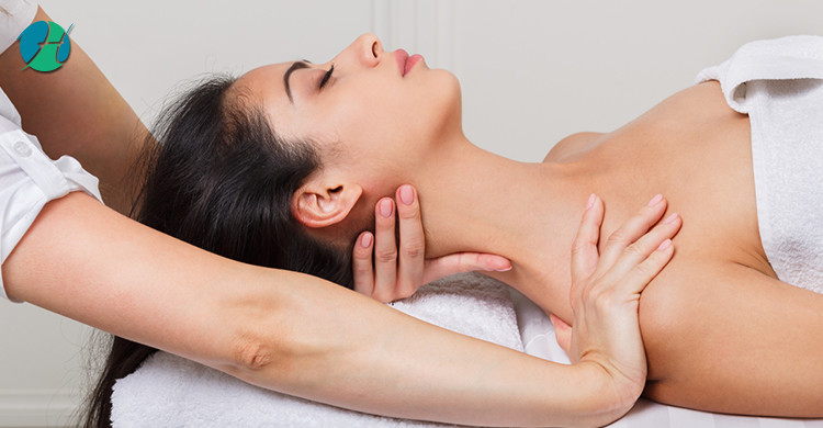 Massage therapy helps with anxiety and stress 0