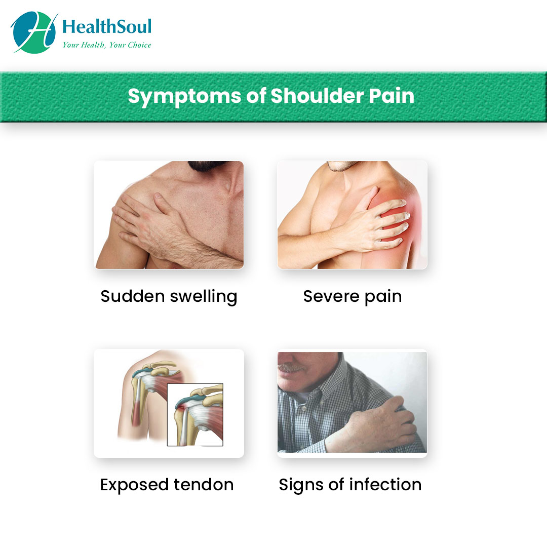 Symptoms of Shoulder Pain
