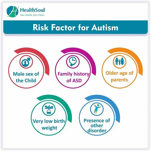 Risk Factor for Autism | HealthSoul