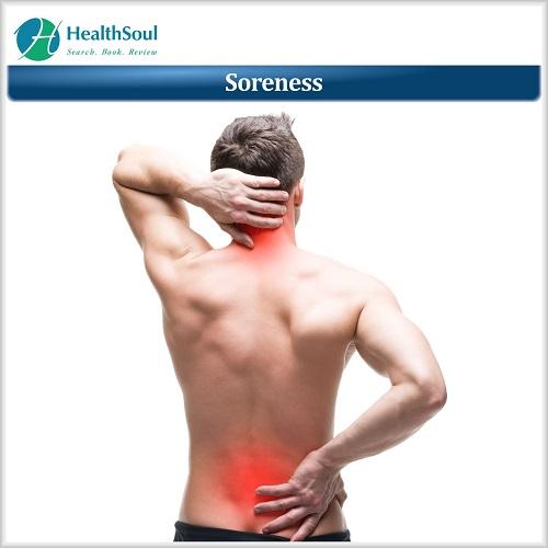 Soreness | HealthSoul
