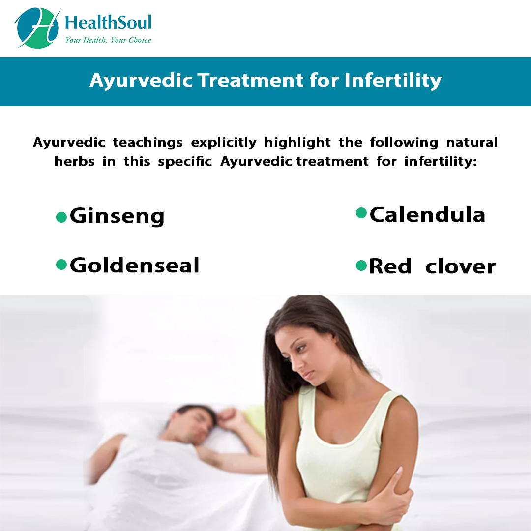 Get Natural Results from an Ayurvedic Treatment for Infertility