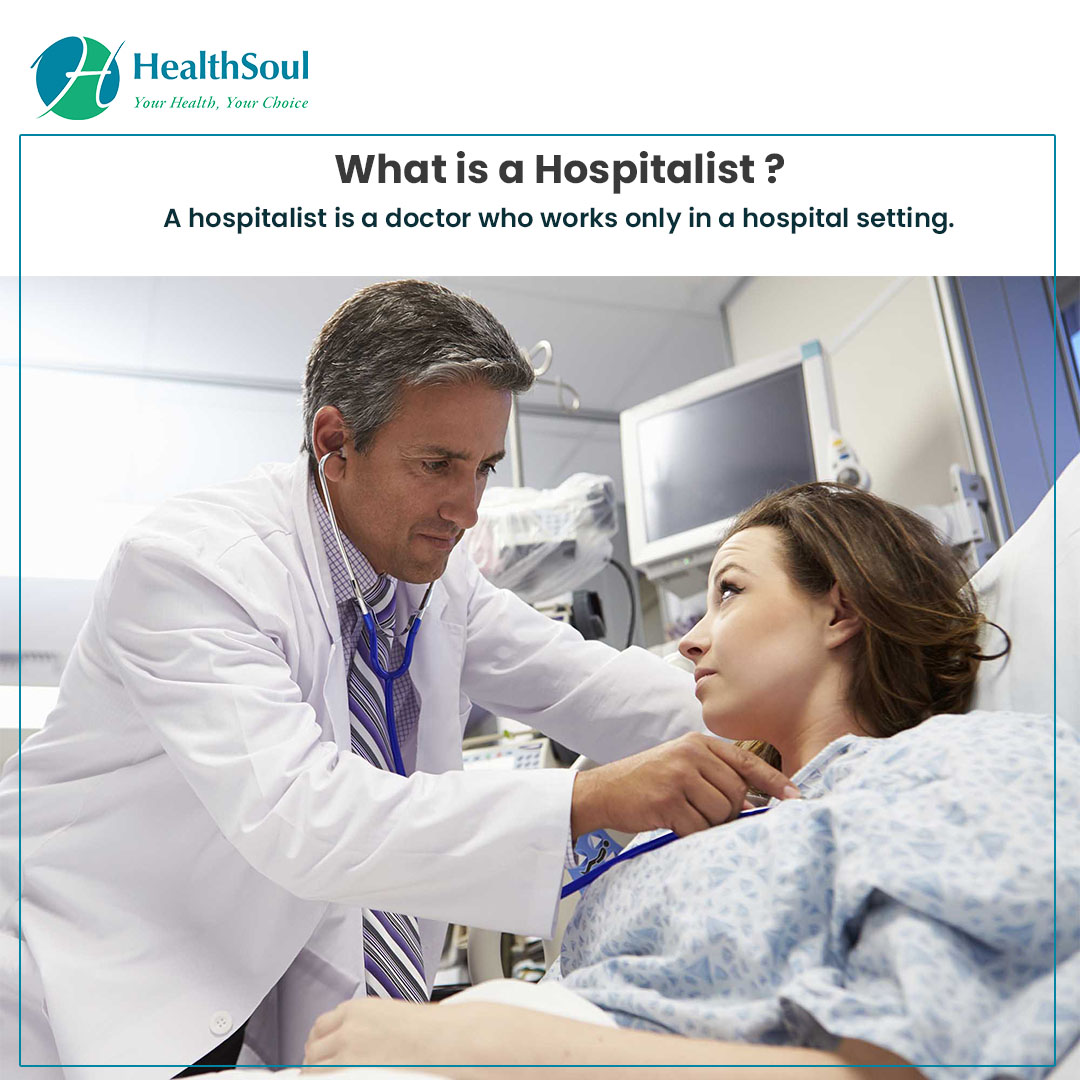 What is Hospitalist?