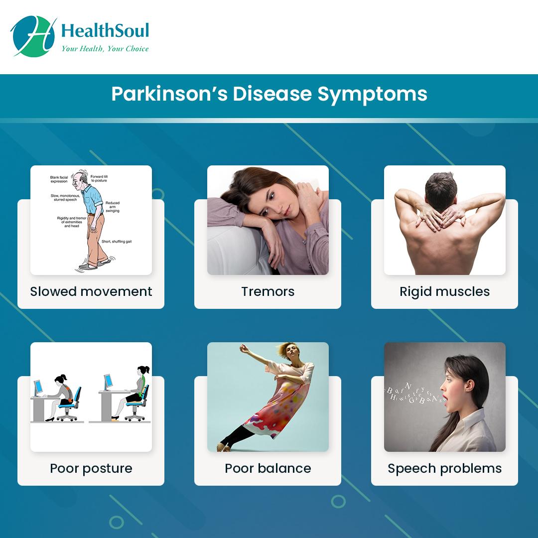 Parkinson's Disease: Symptoms, Diagnosis And Treatment