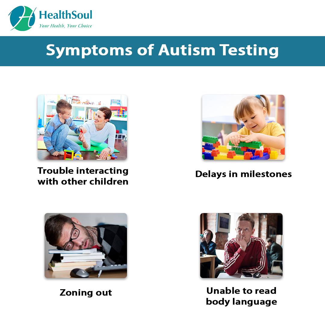 Symptoms of Autism Testing