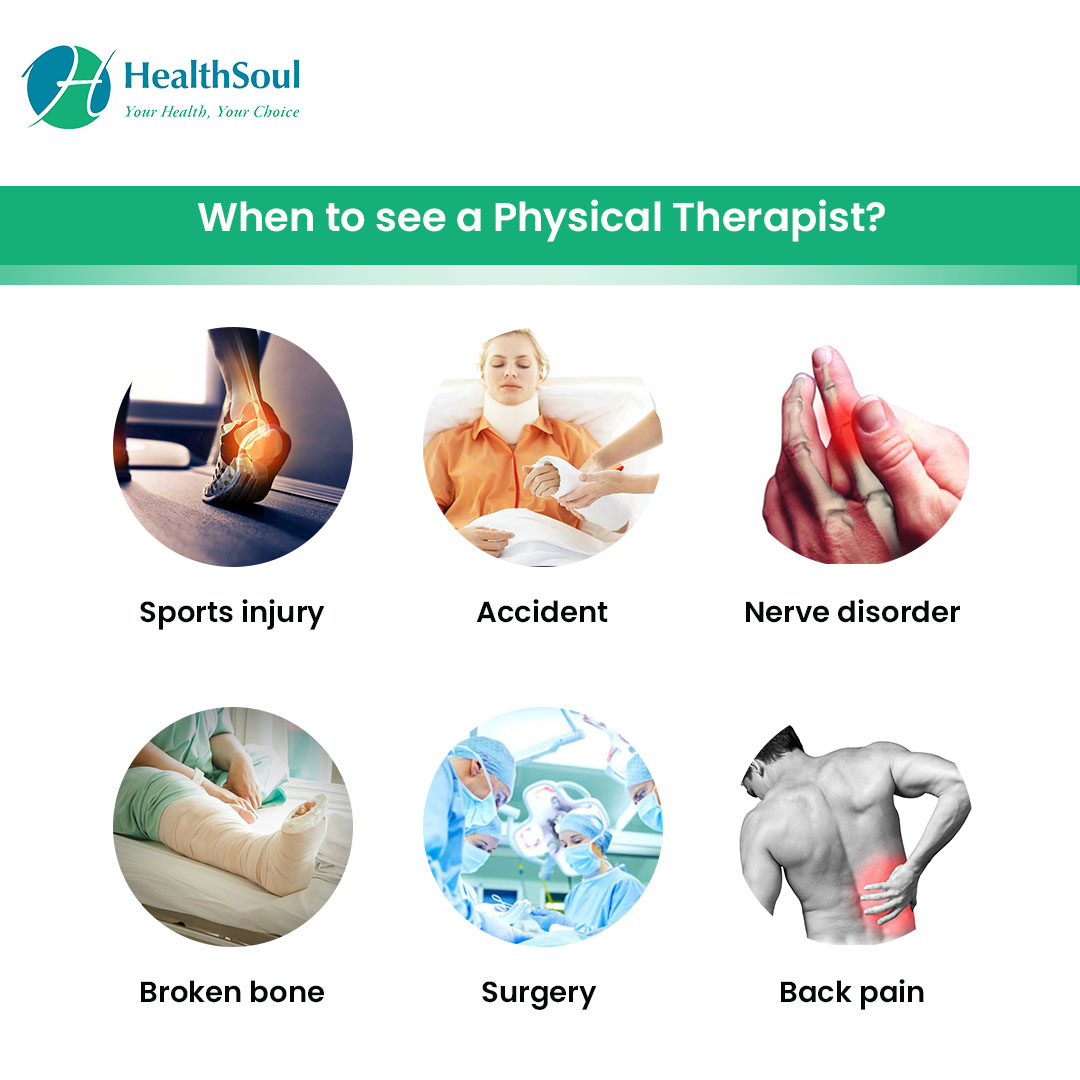 When to see a Physical Therapist?