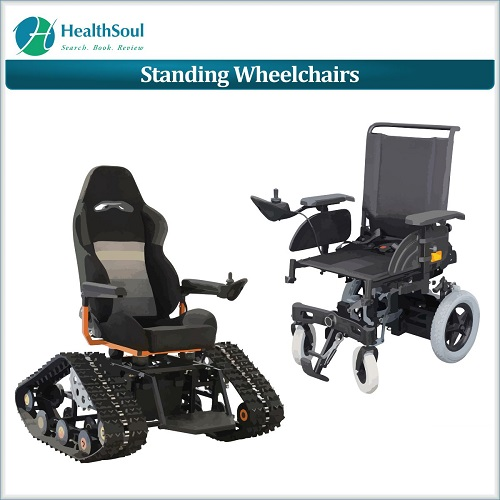 Standing Wheelchairs | HealthSoul