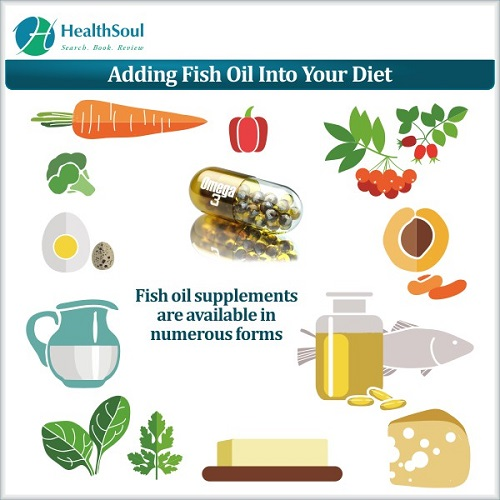 Adding Fish Oil into Your Diet | HealthSoul