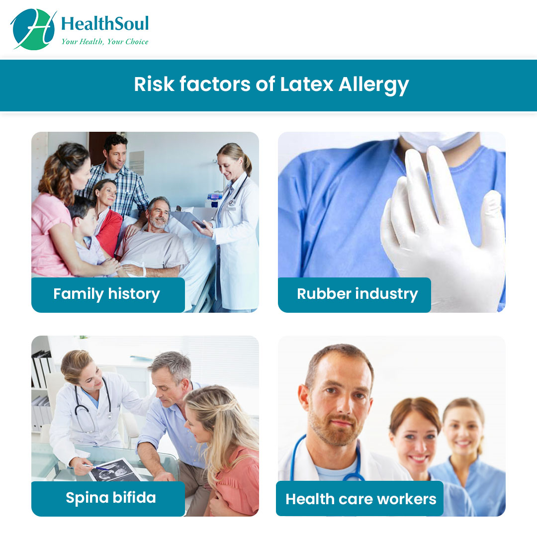 Latex Allergy: Symptoms and Management   Allergy/Immunology