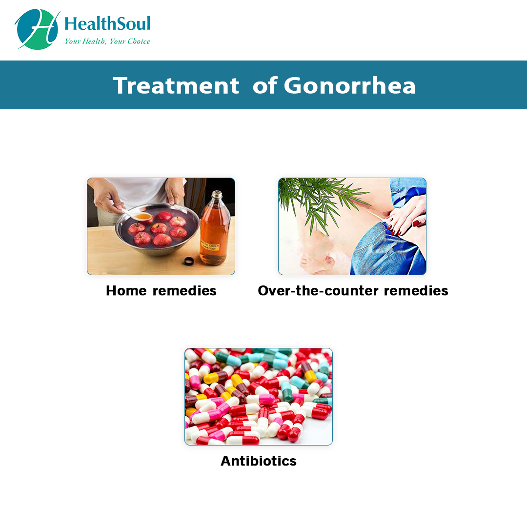 Treatment of gonorrhea