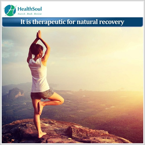 It Is Therapeutic for Natural Recovery | HealthSoul
