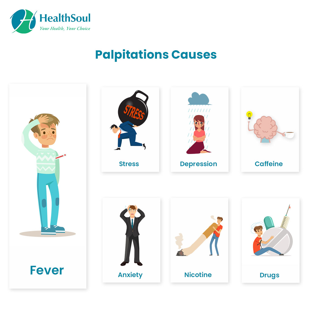 Palpitaions causes