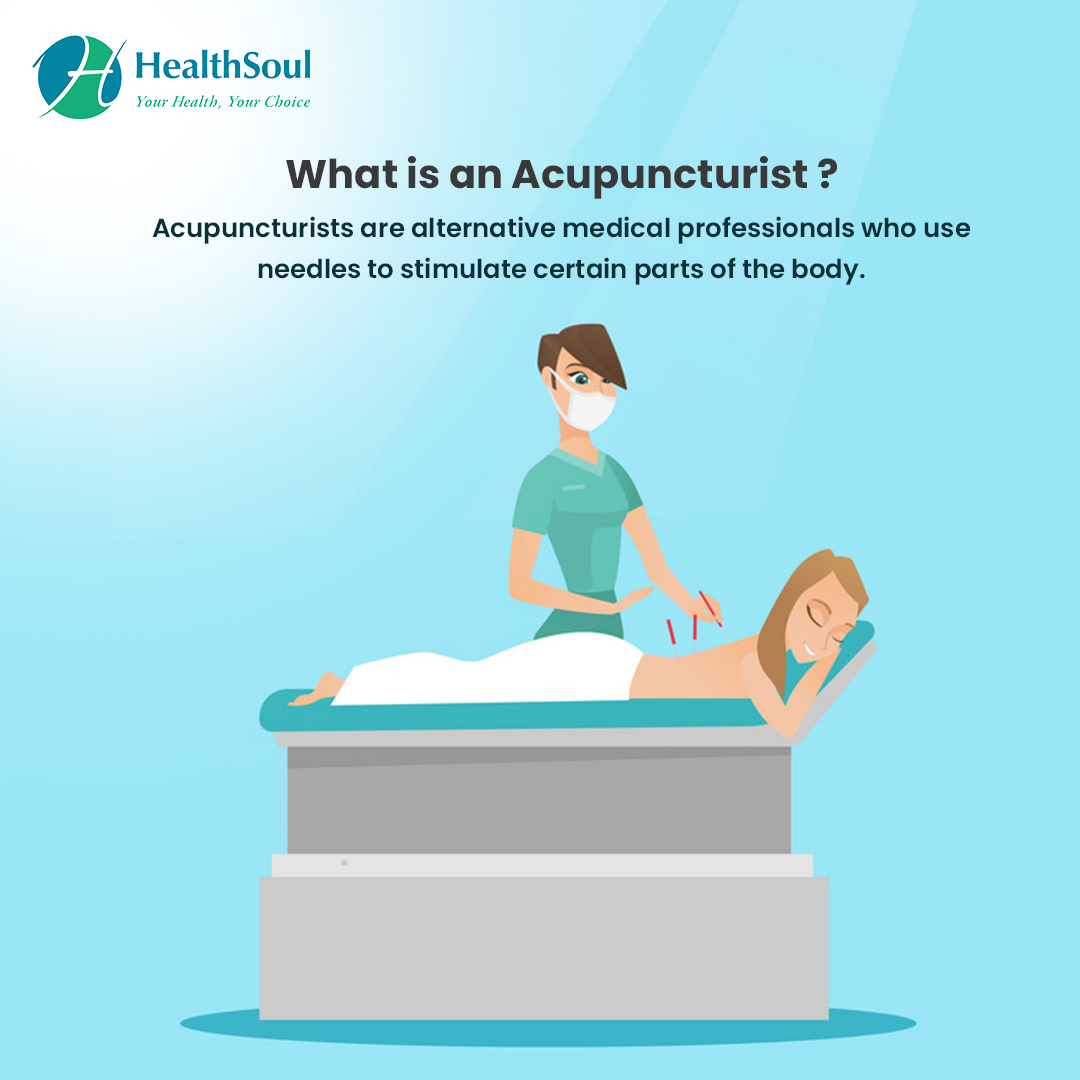 What is an Acupuncturist?