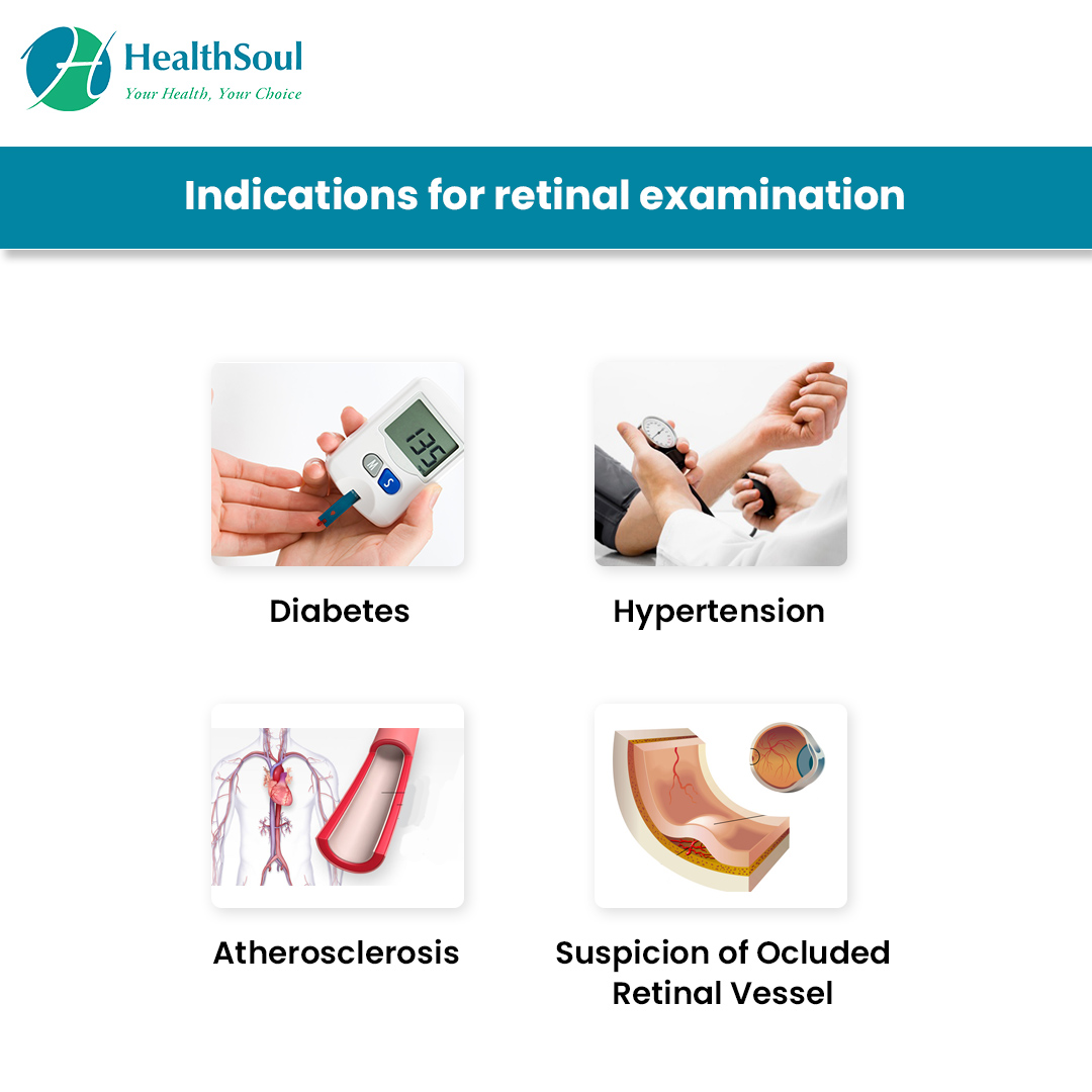 Indications for Retinal Exam