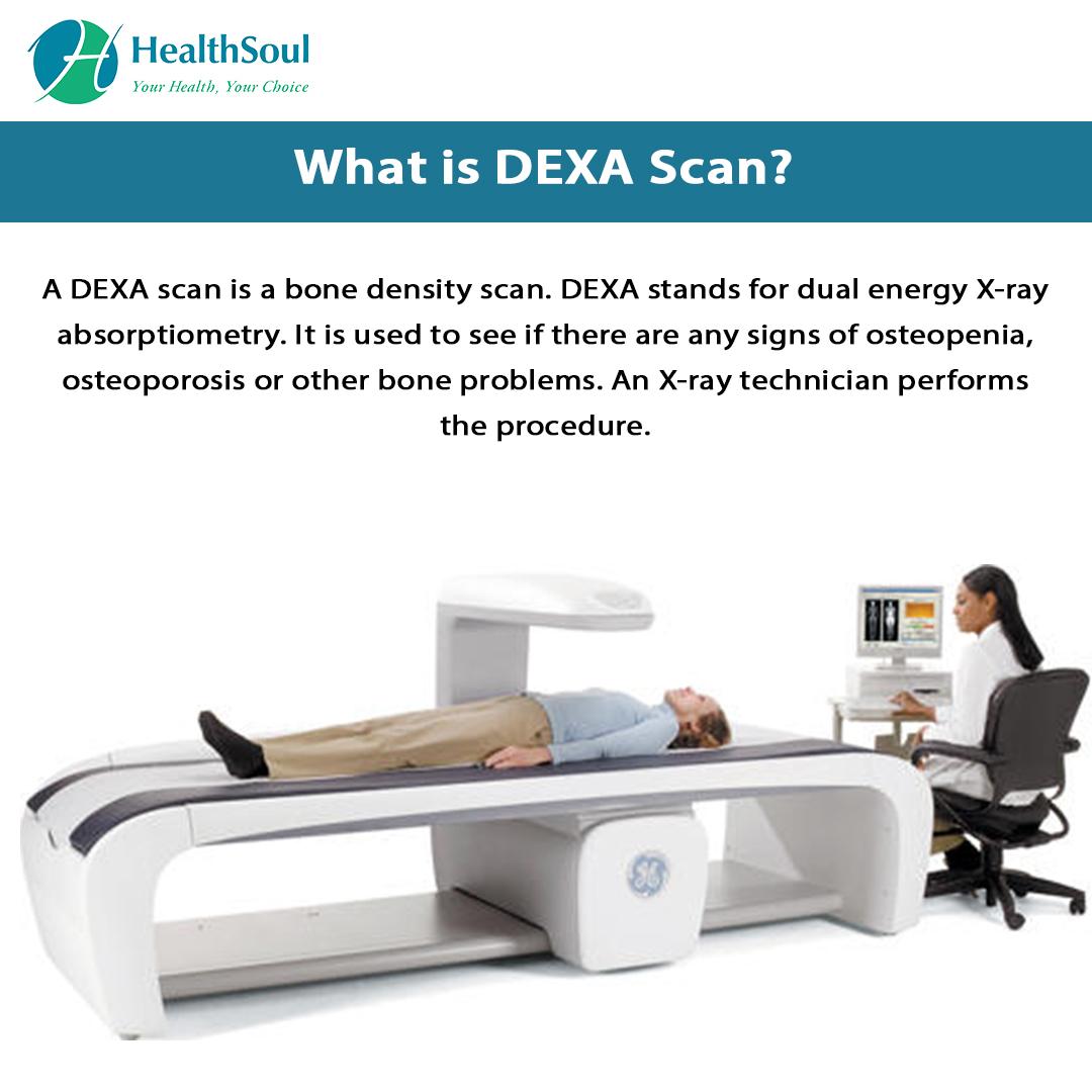 What is Dexa Scan?