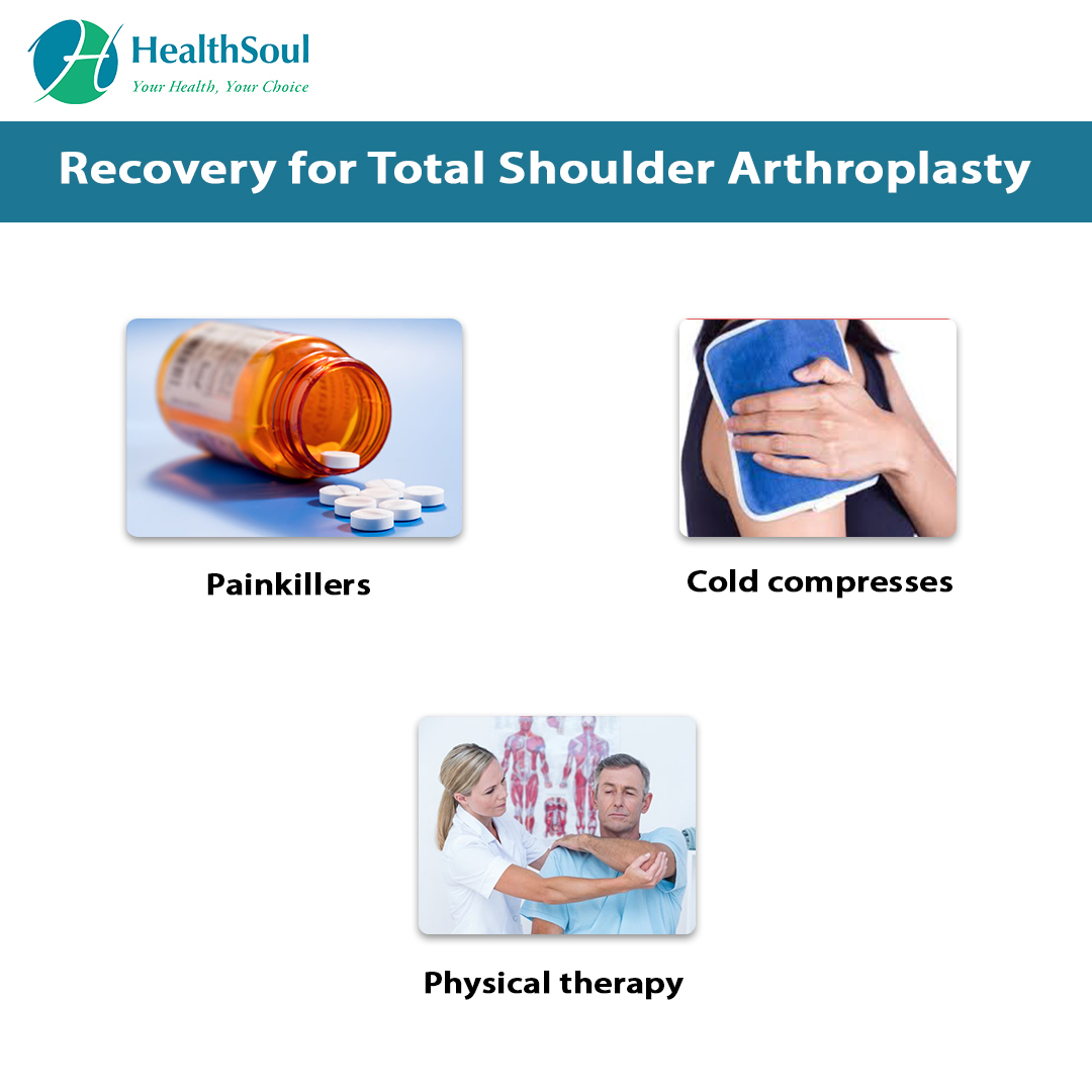 Recovery for Total Shoulder Arthroplasty