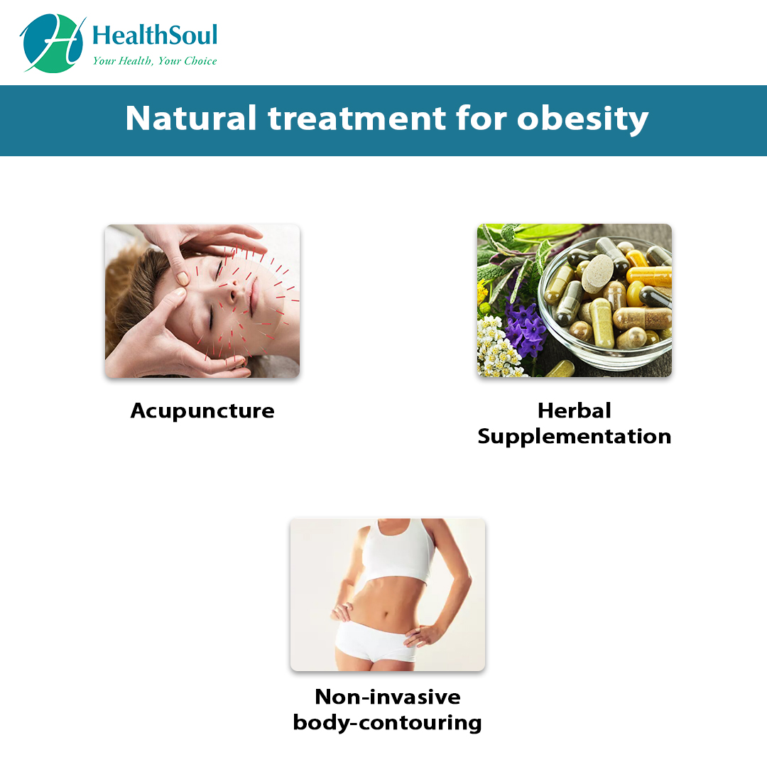 Natural Treatment for Obesity