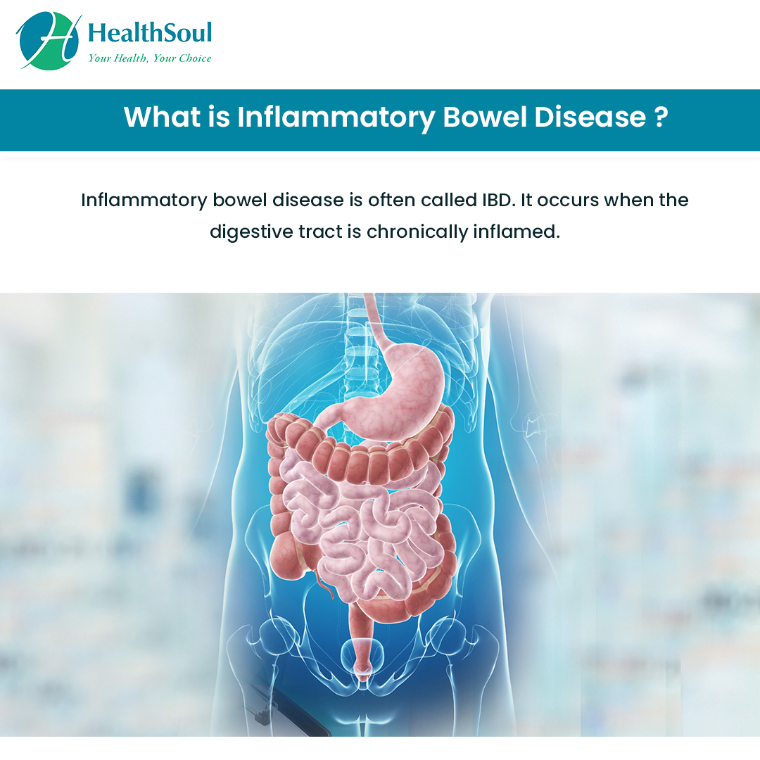 What is Inflammatory Bowel Disease?