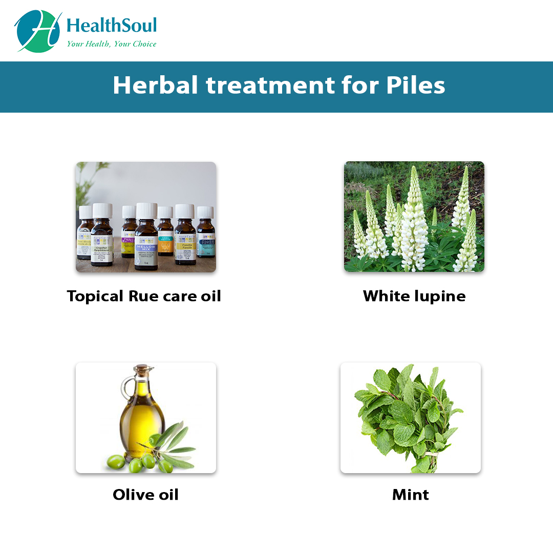 Herbal Treatment for Piles