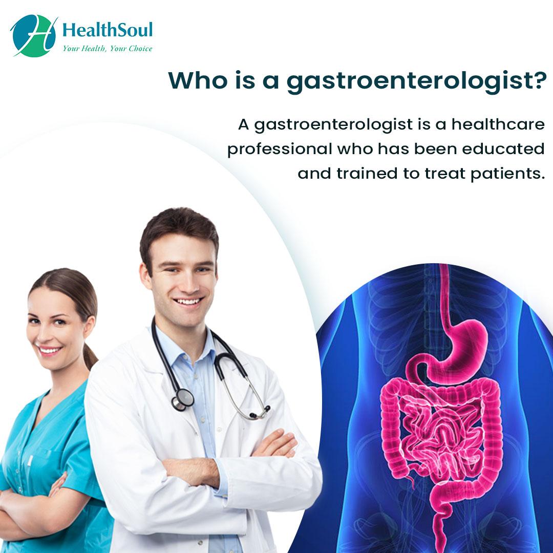 What is a Gastroenterologist?
