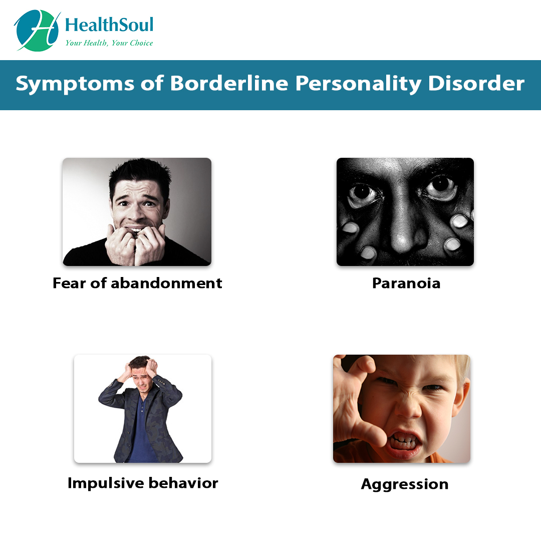 Symptoms of Borderline Personality Disorder