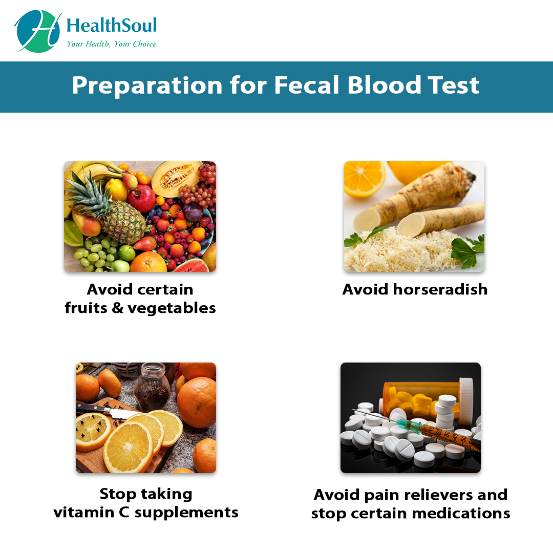 Preparation for Fecal Blood Test