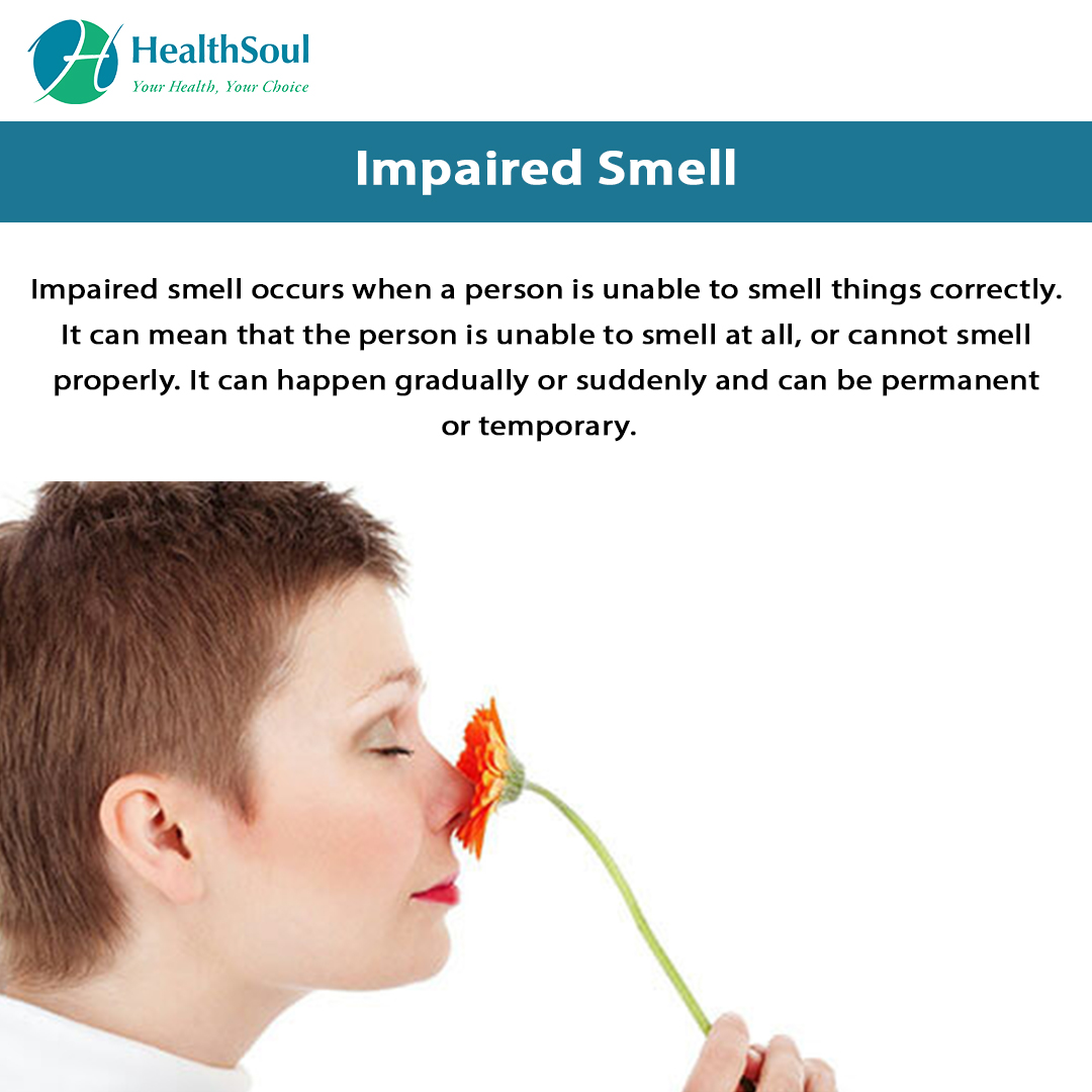 Impaired Smell