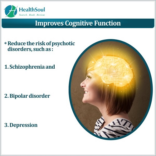 Improves Cognitive Function | HealthSoul