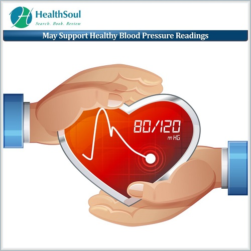 May Support Healthy Blood Pressure Readings   HealthSoul