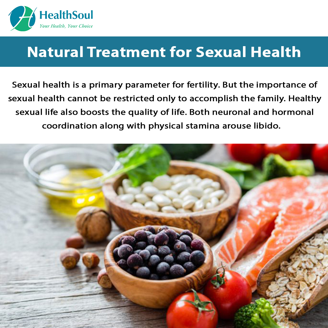 Natural Treatment for Sexual Health