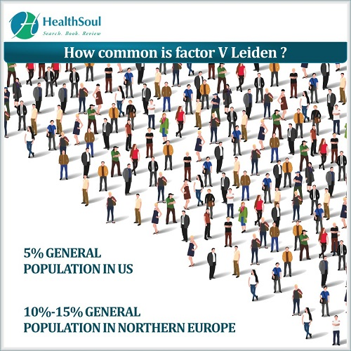 How Common is Factor V Leiden? | HealthSoul